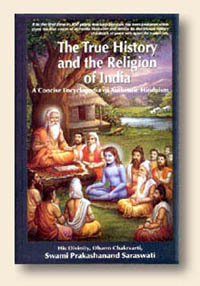 """The True History and the Religion of India"""